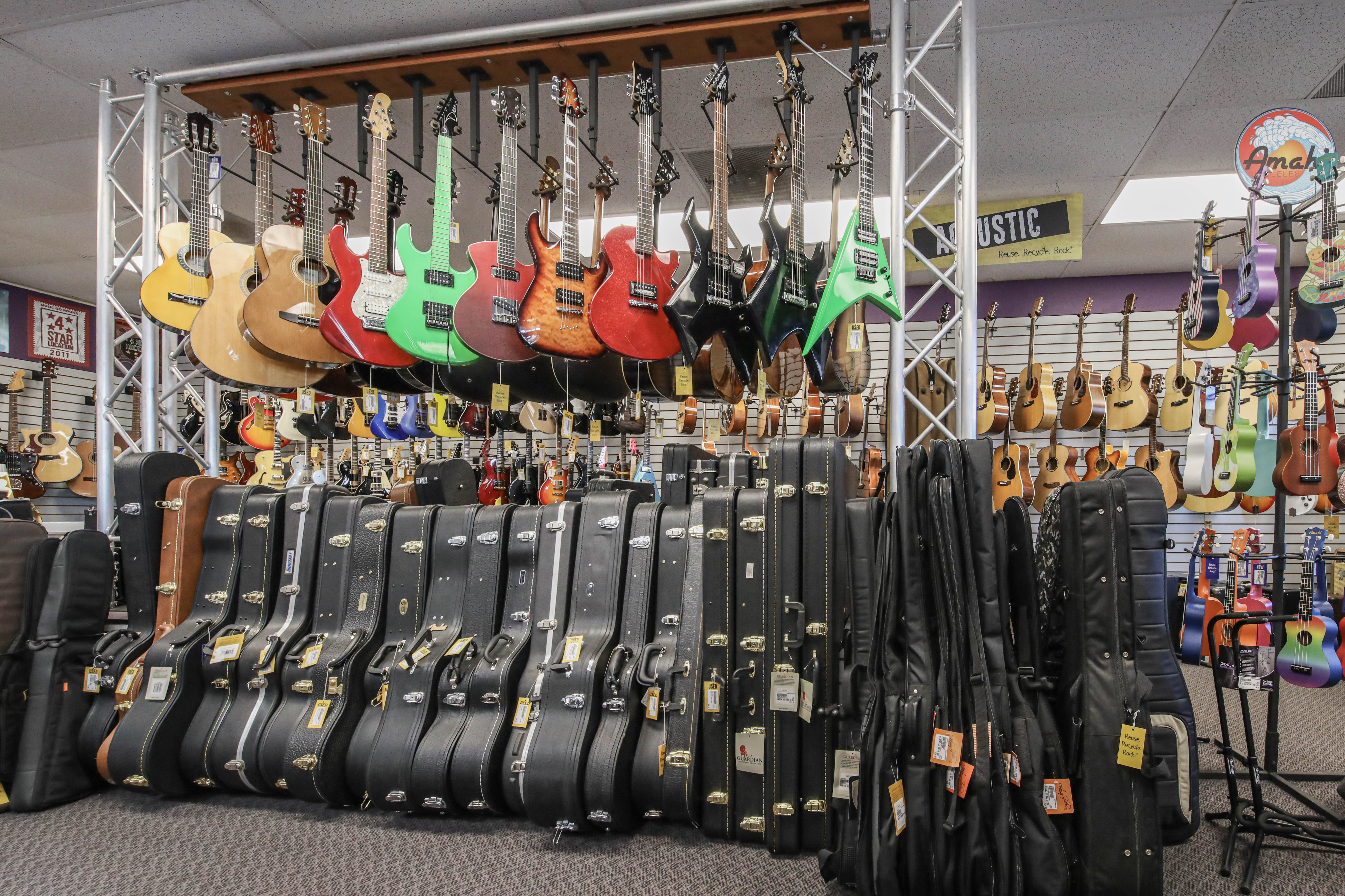Musical Instrument Store Stockton | New & Used Gear