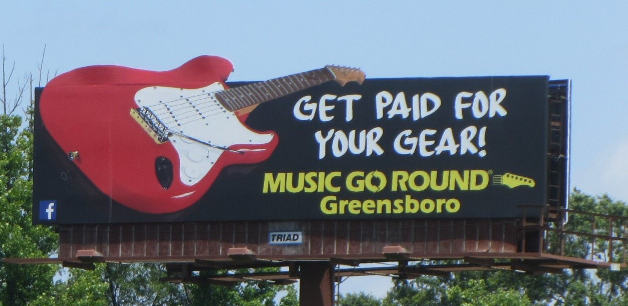 Musical Instrument Store Greensboro | New & Used Gear